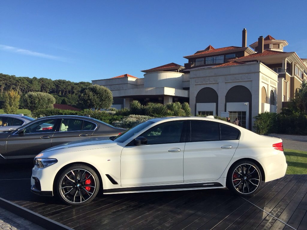 First Look At The BMW I M Performance Parts - Acura tl aftermarket parts