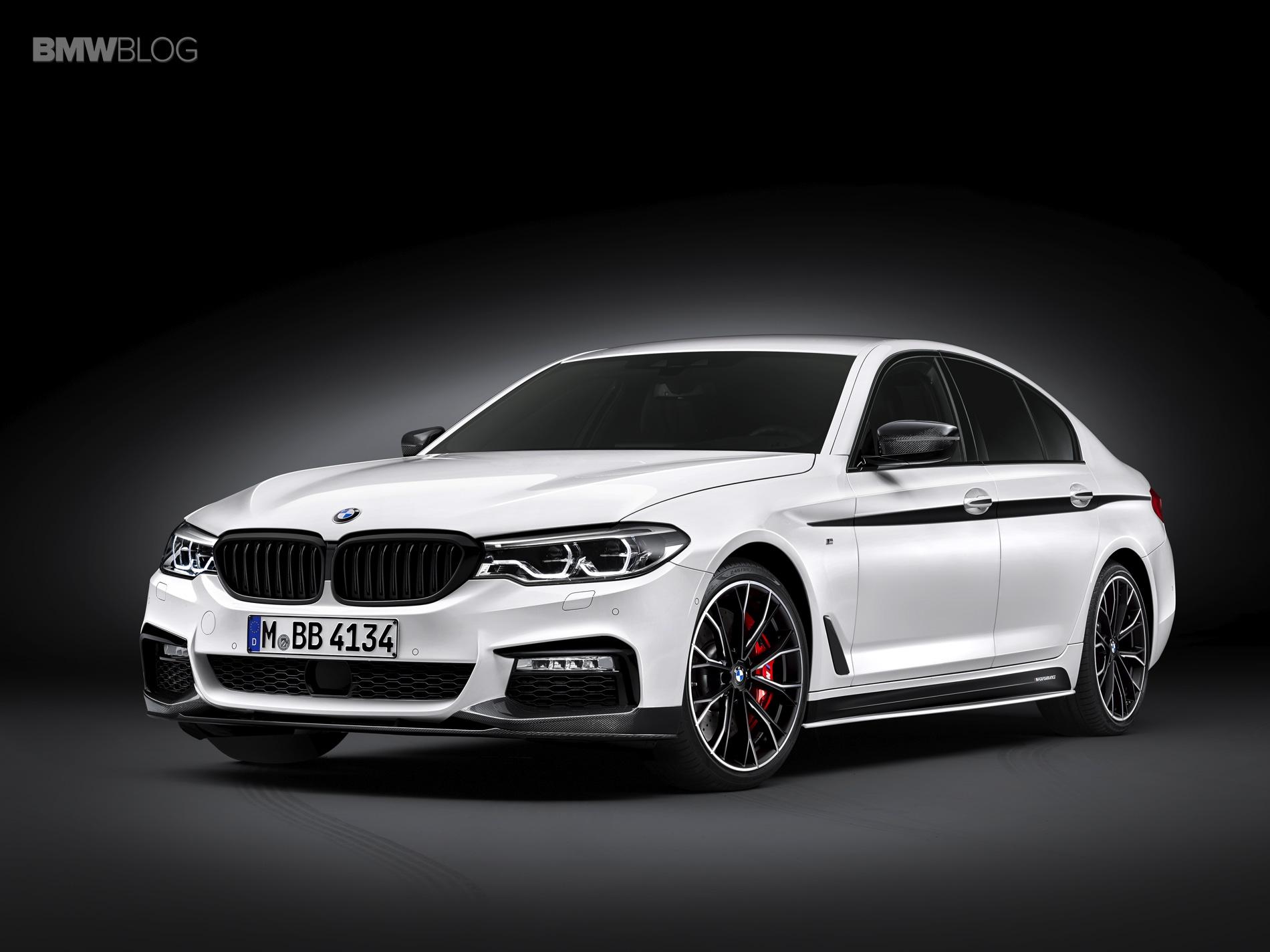 G30 BMW 5 Series online M Performance Parts 1
