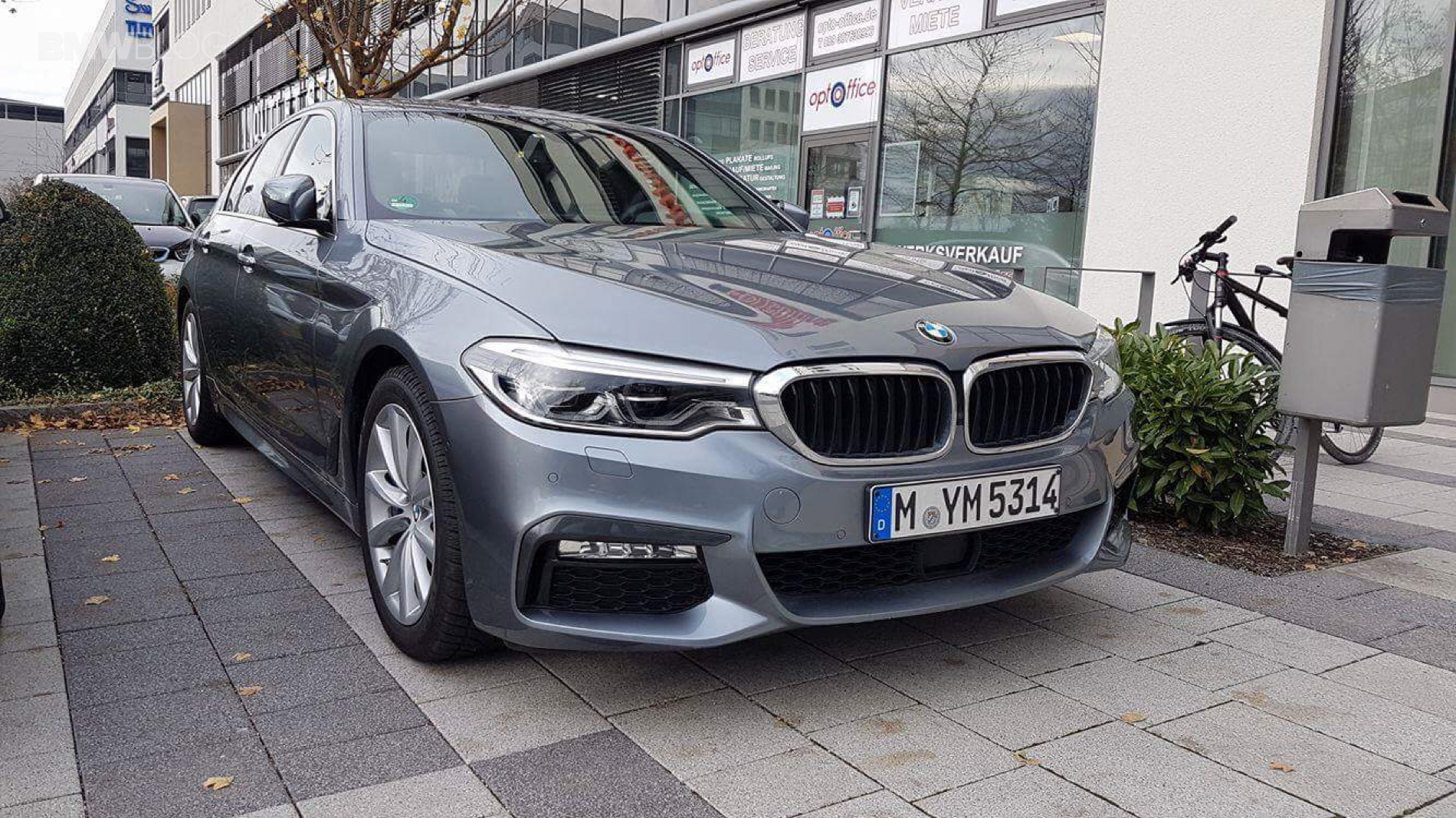 Real Life Photos 2017 Bmw G30 5 Series M Sport Package