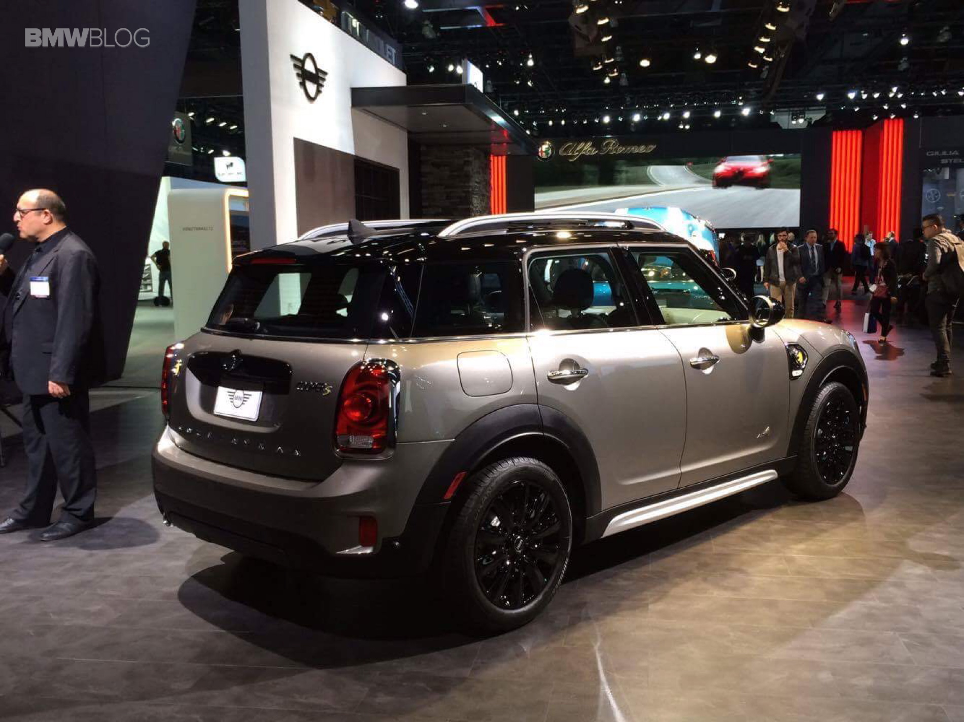 Mini Countryman E Electric 2 750x562