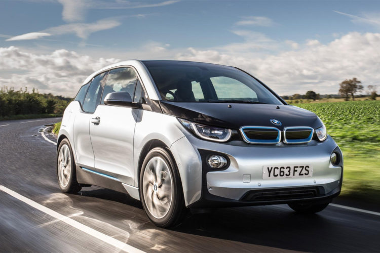 New BMW i3 Electric right hand drive 750x500