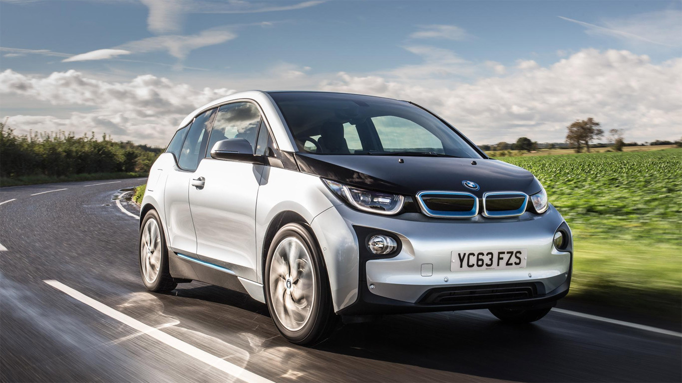 New BMW i3 Electric right hand drive