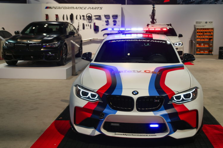 SEMA 2016 BMW exhibit 37 750x500