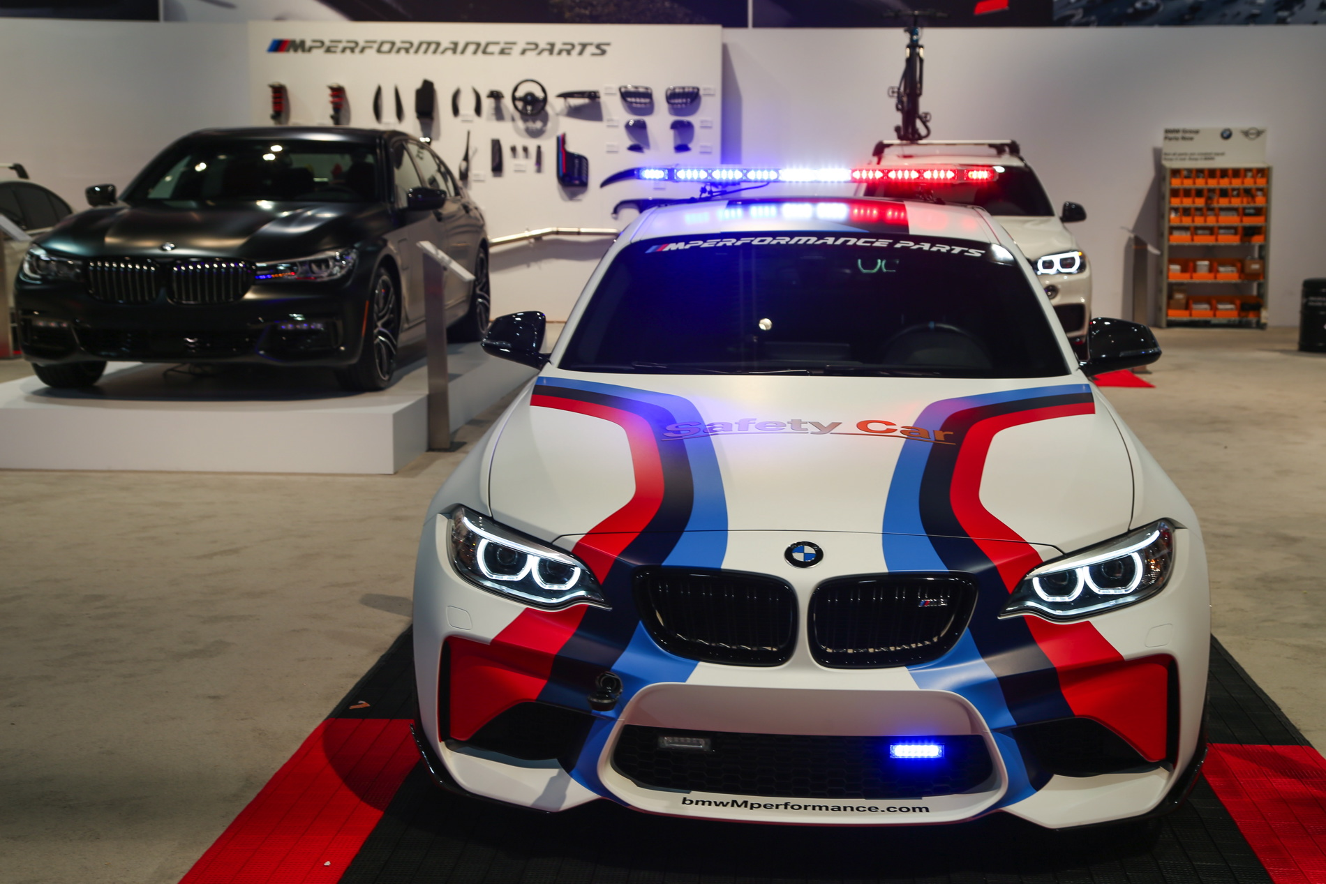SEMA 2016 BMW exhibit 37