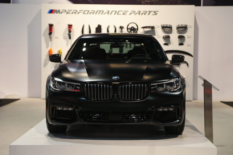 SEMA 2016 BMW exhibit 8 750x500