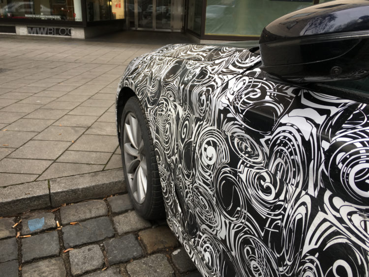 2017 BMW 5 Series Touring spied 09 750x563
