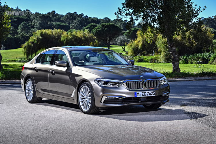 Awesome 2017 BMW 520d 1 750x500
