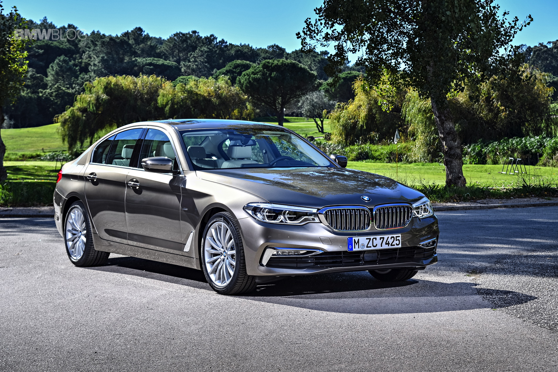 The New 520d Will Likely Be The 5 Series Most Popular Model