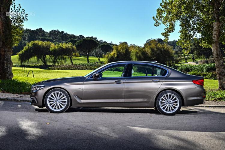 2017 BMW 520d 5 750x500
