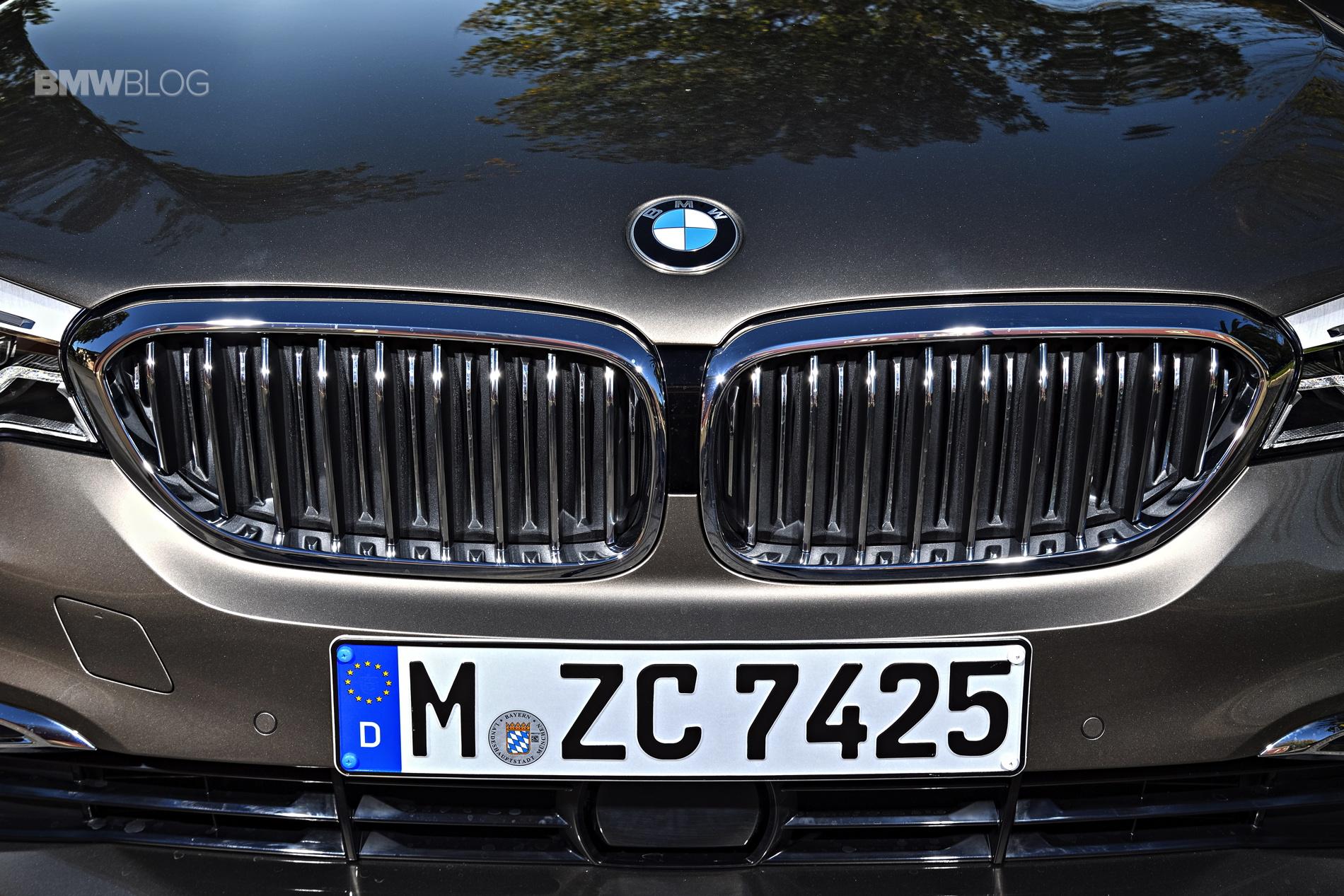 2017 BMW 520d 9 ...