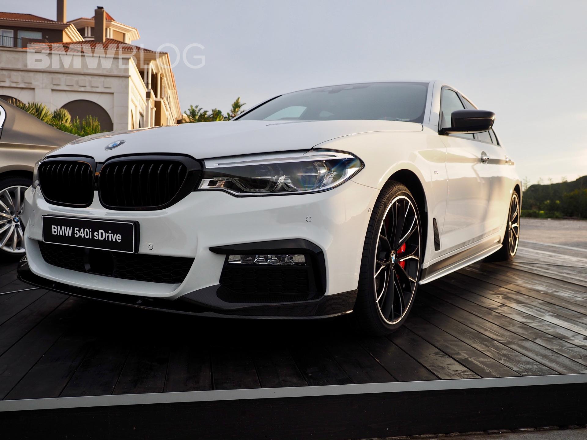 2017 BMW 540i sDrive M Performance Parts 04