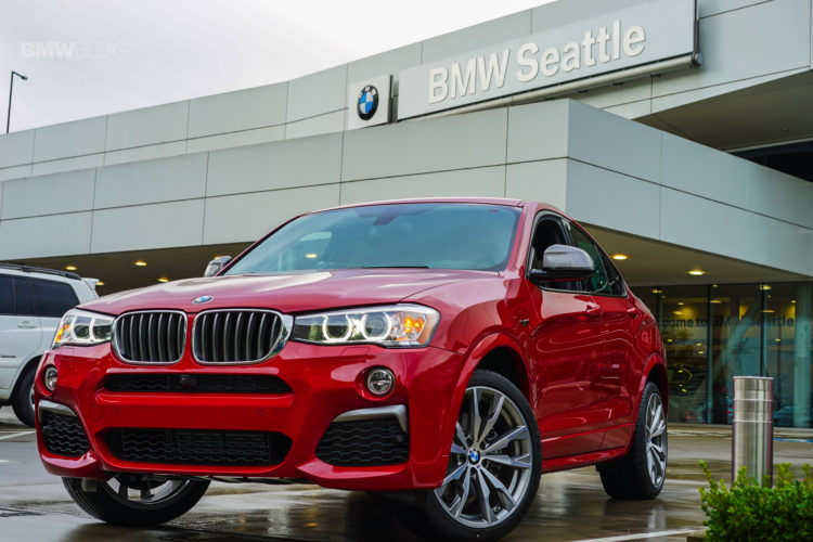 2017 BMW X4 M40i review 1 750x500