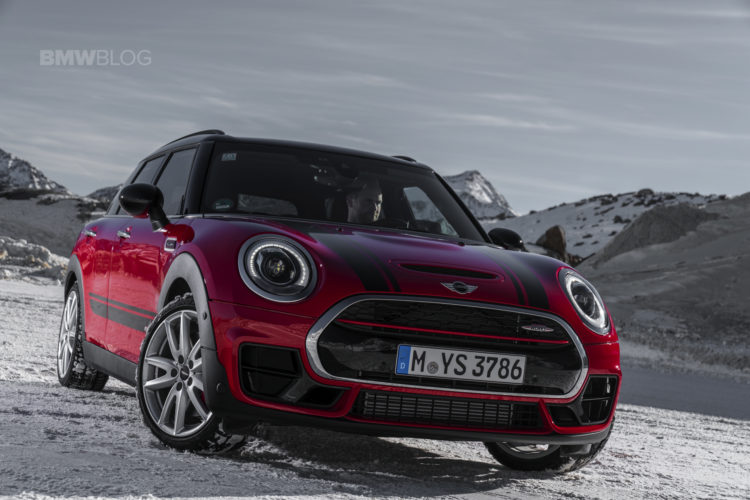 The New 2017 Mini John Cooper Works Clubman With 231 Hp