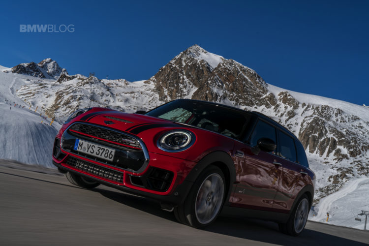 Top Gear Drives Mini John Cooper Works Clubman Golf R Fighter