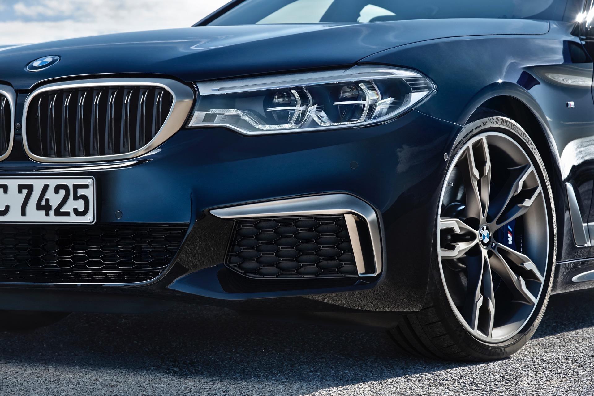 2018 BMW M550i xDrive M Performance2