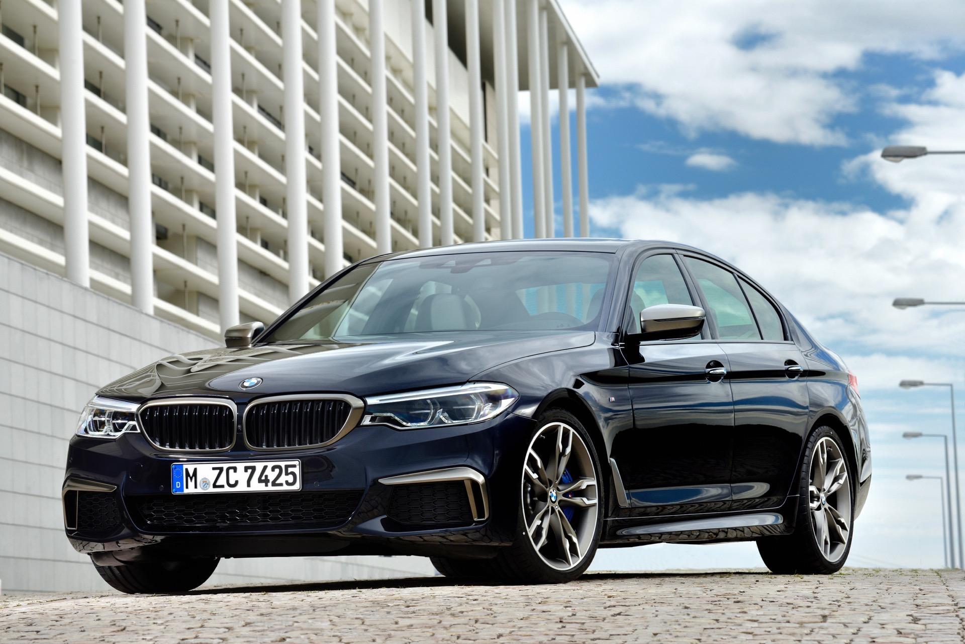 2018 BMW M550i xDrive M Performance7