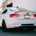 Alpine White E92 M3 By European Auto Source
