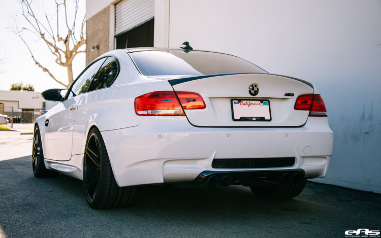 Alpine White E92 M3 By European Auto Source 8 750x469