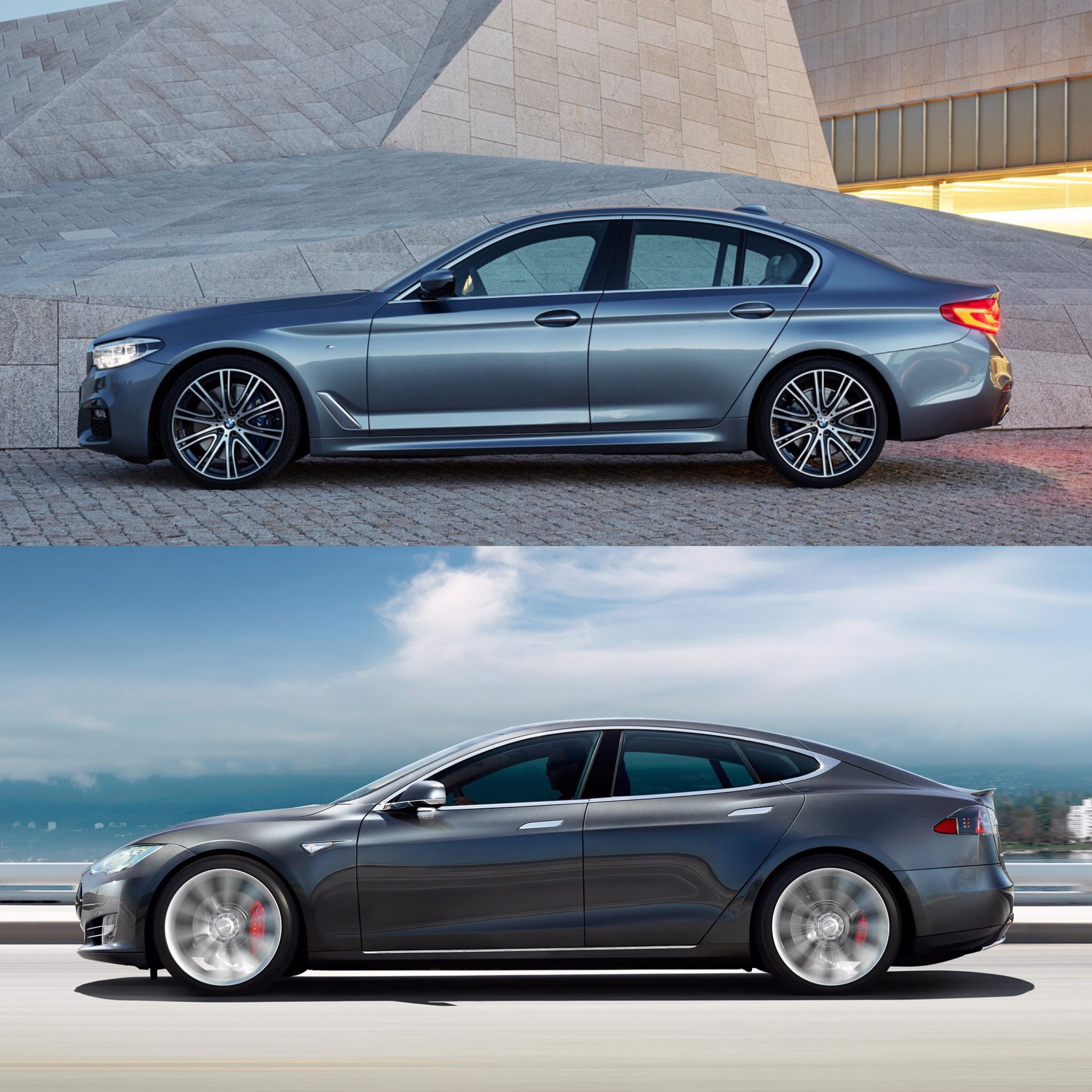 Which Is Better To Invest In: BMW Or Tesla?