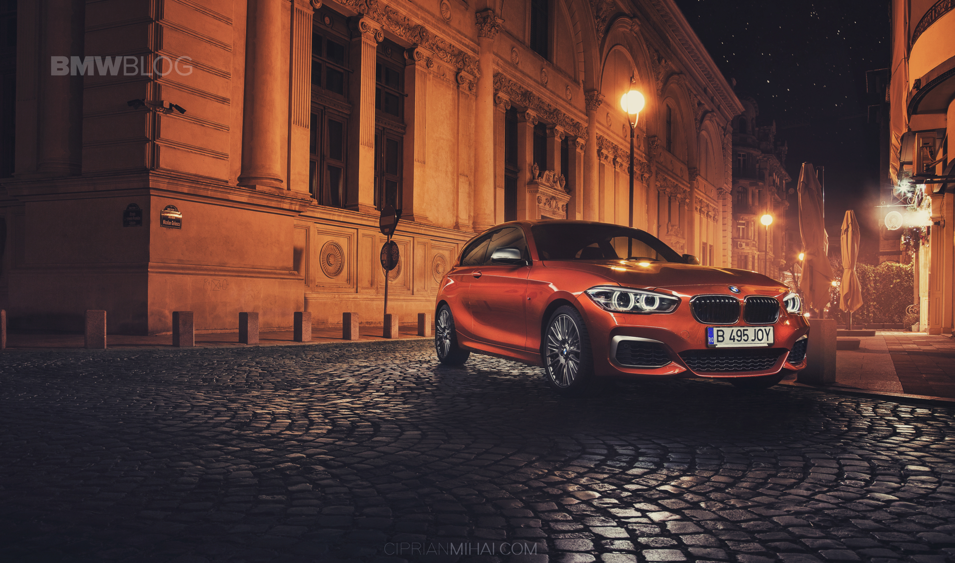 BMW 140i photoshoot 20
