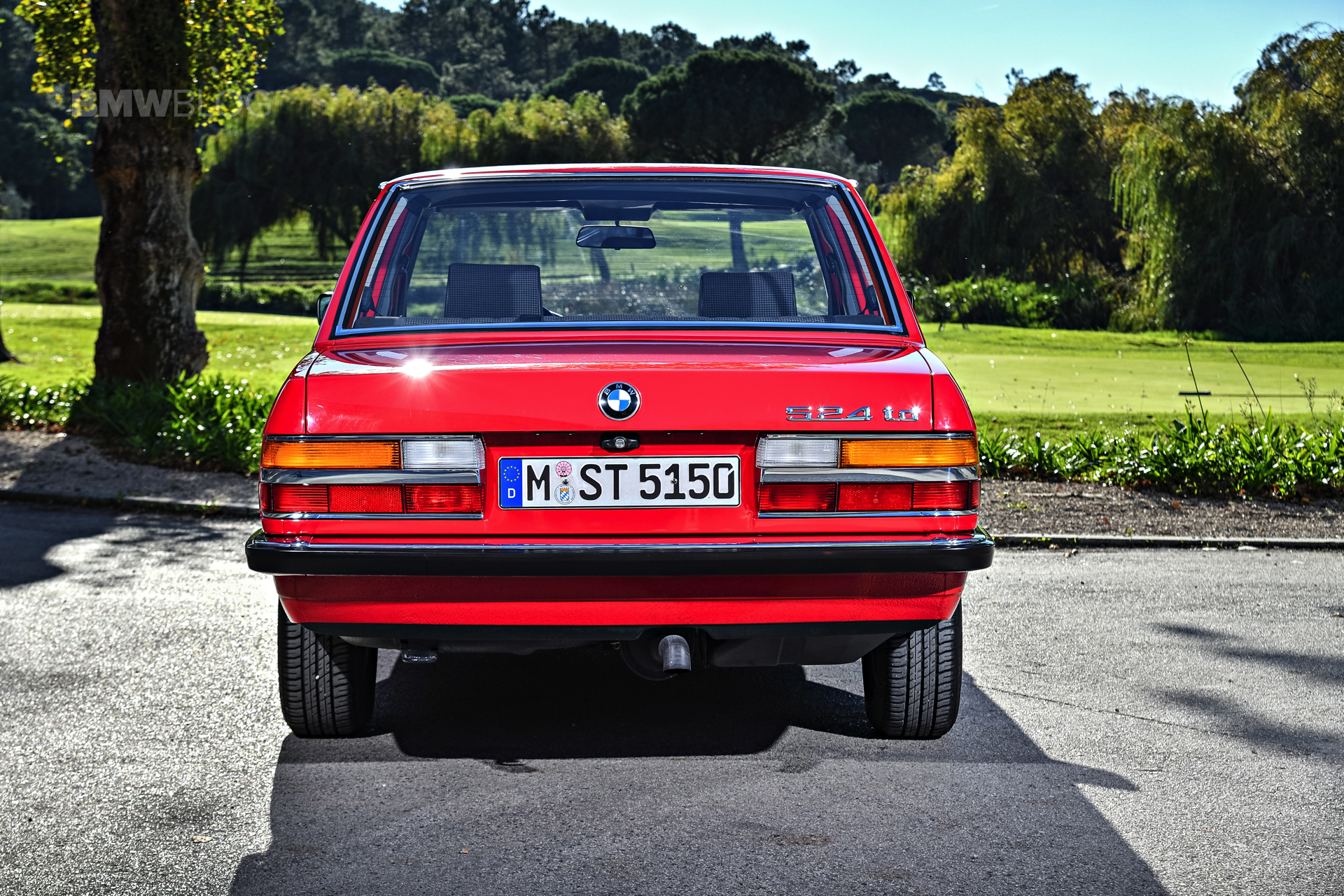 Bmw 535i Sport Package >> BMW 5 Series History - The 2nd Generation (E28)