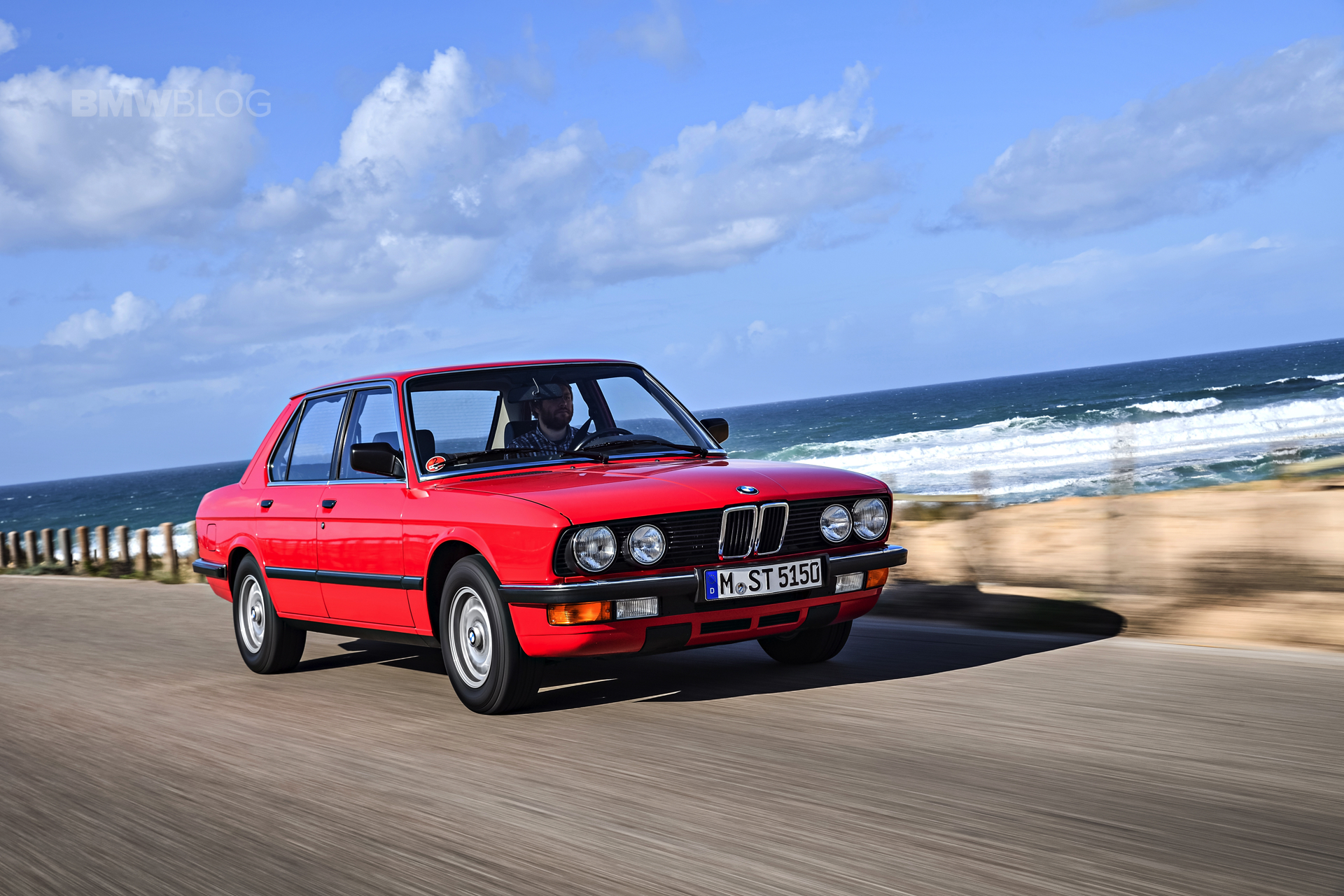 Bmw 5 Series History The 2nd Generation E28