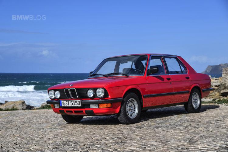 BMW E28 5 Series 54 750x500