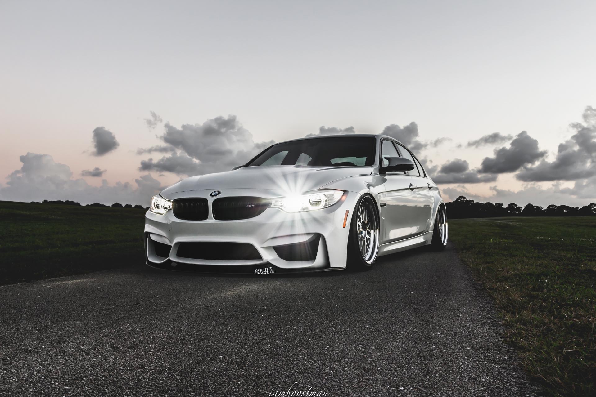 BMW F80 M3 BBS LM 05