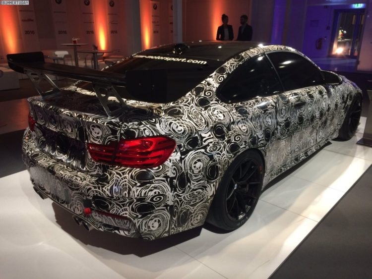 BMW M4 GT4 2017 750x563