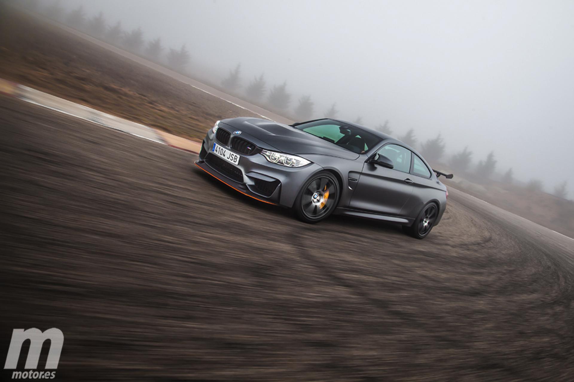 BMW M4 GTS BMW M4 CS 12