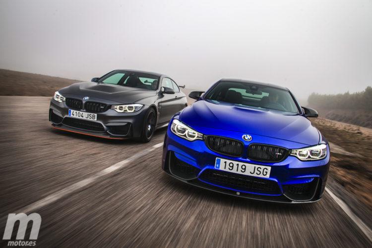 BMW M4 GTS BMW M4 CS 24 750x500