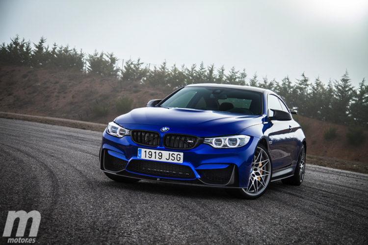 BMW M4 GTS BMW M4 CS 59 750x500