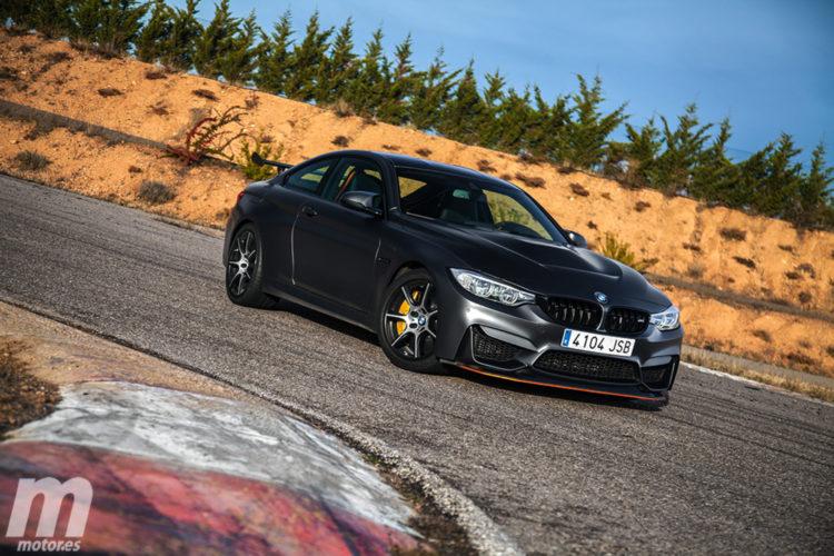 BMW M4 GTS BMW M4 CS 63 750x500