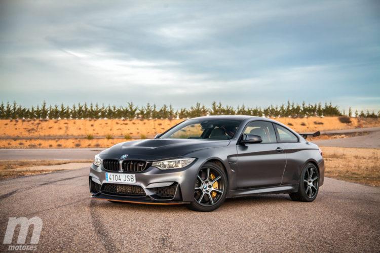 BMW M4 GTS BMW M4 CS 74 750x500