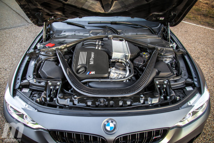 BMW M4 GTS BMW M4 CS 81 750x500