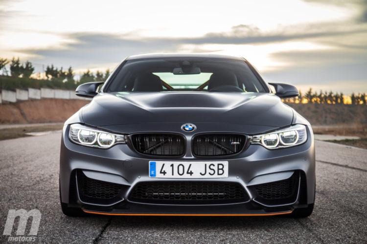 BMW M4 GTS BMW M4 CS 87 750x500