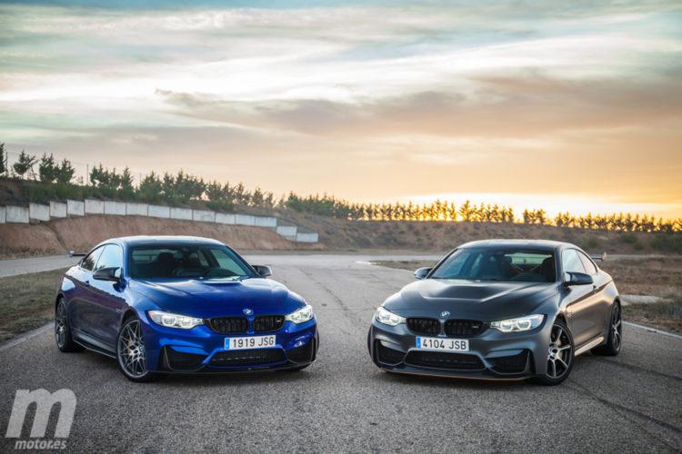 BMW M4 GTS BMW M4 CS 96 750x500