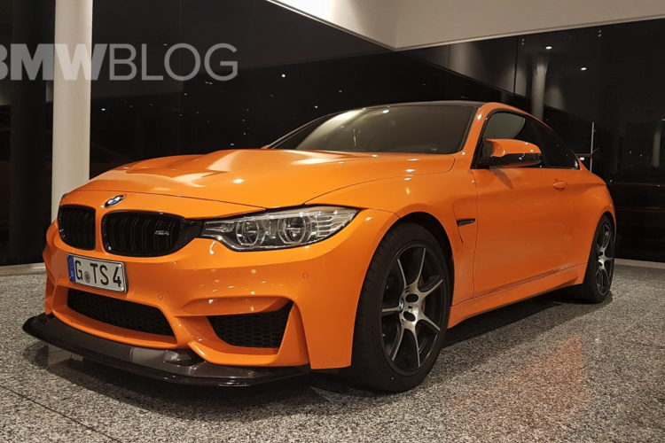 BMW M4 GTS Fire Orange 1 750x500