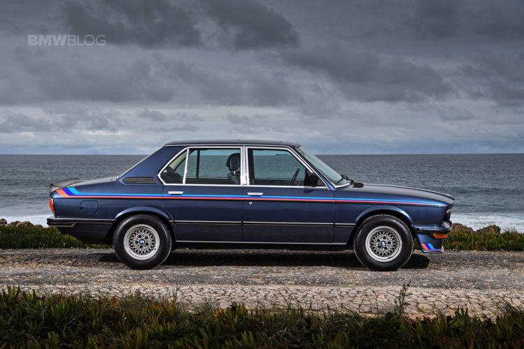 BMW M535i E12-06