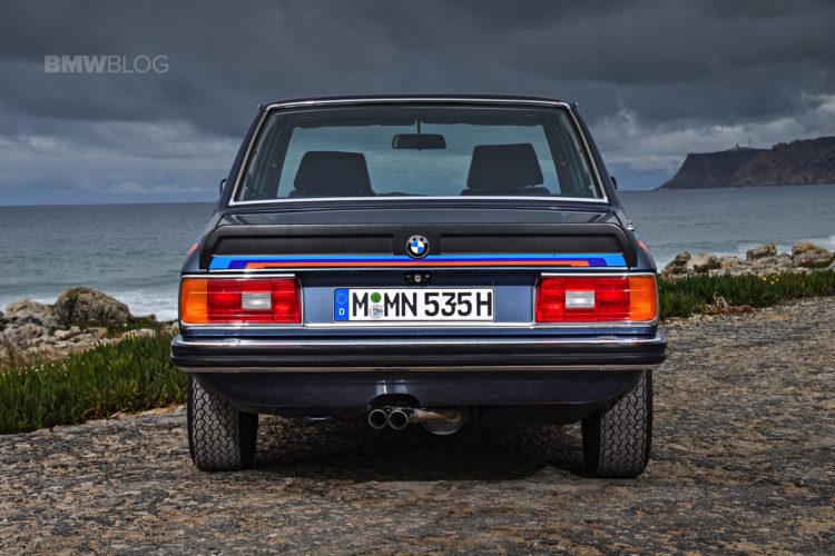 BMW M535i E12 12 750x500