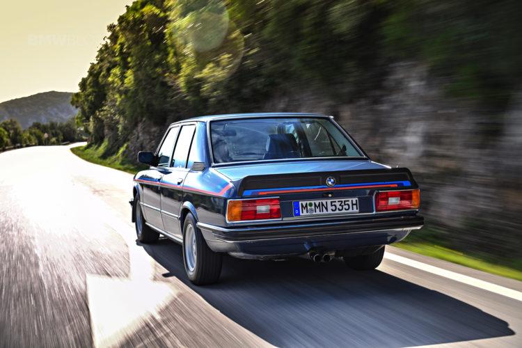 BMW M535i E12 60 750x500