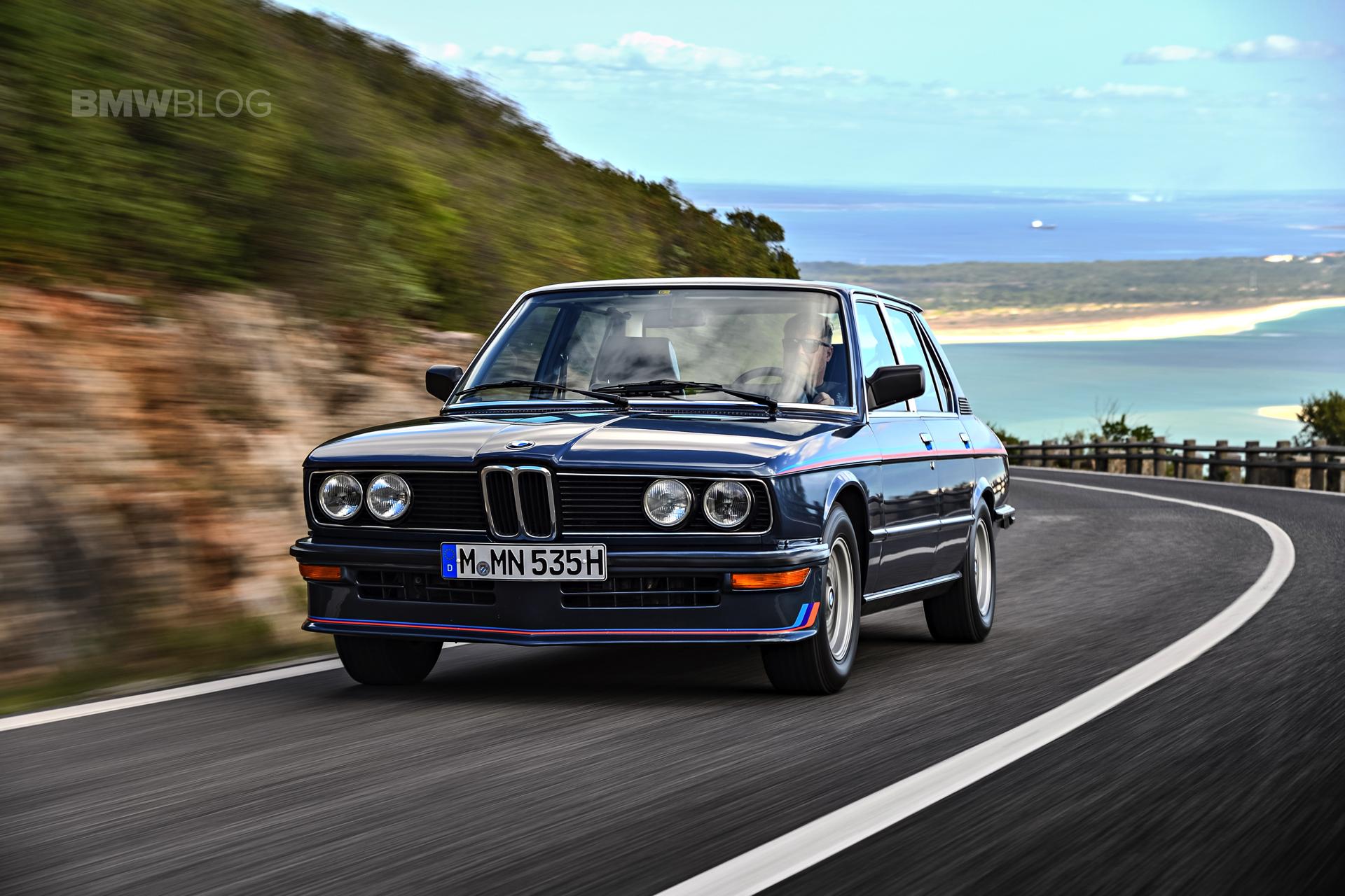 BMW M535i E12 68