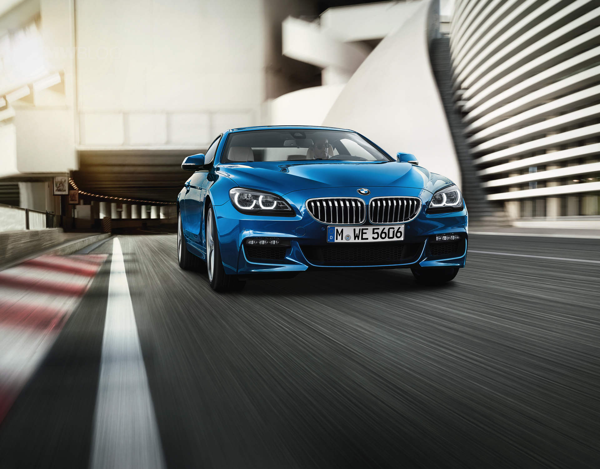 BMW Sonic Speed Blue 03