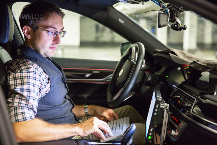 BMW center for autonomous driving 02 750x500