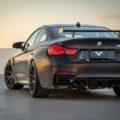 Black BMW M4 GTS By Vorsteiner Wallpaper