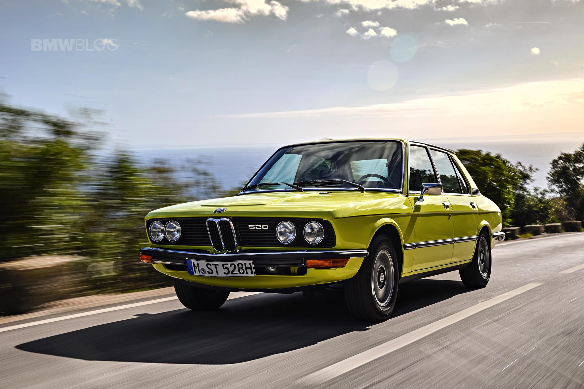 VIDEO: POV Drive Video of E12 BMW 5 Series