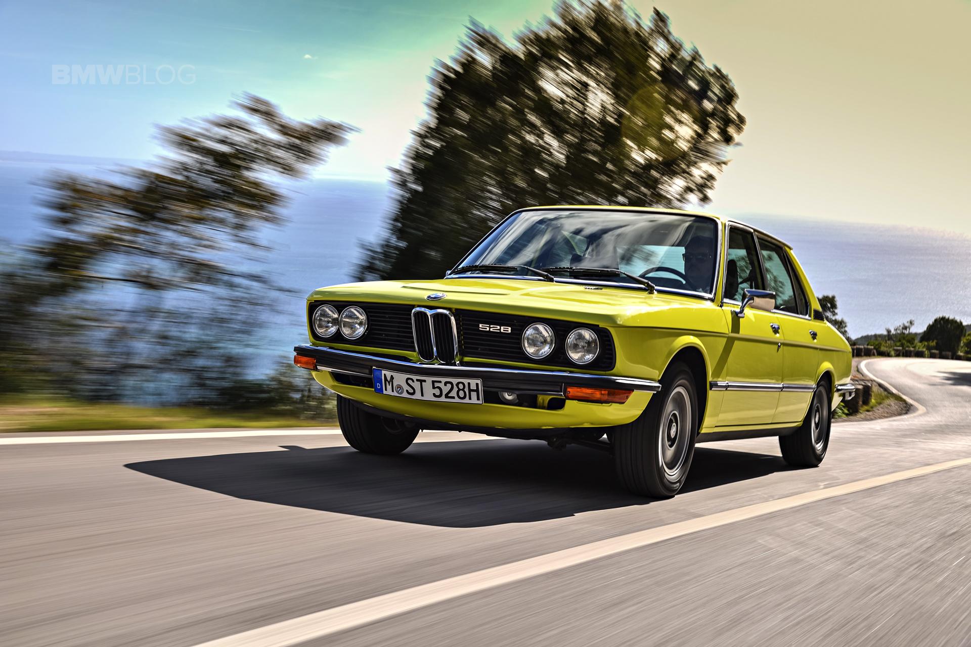 E12 BMW 5 Series 35
