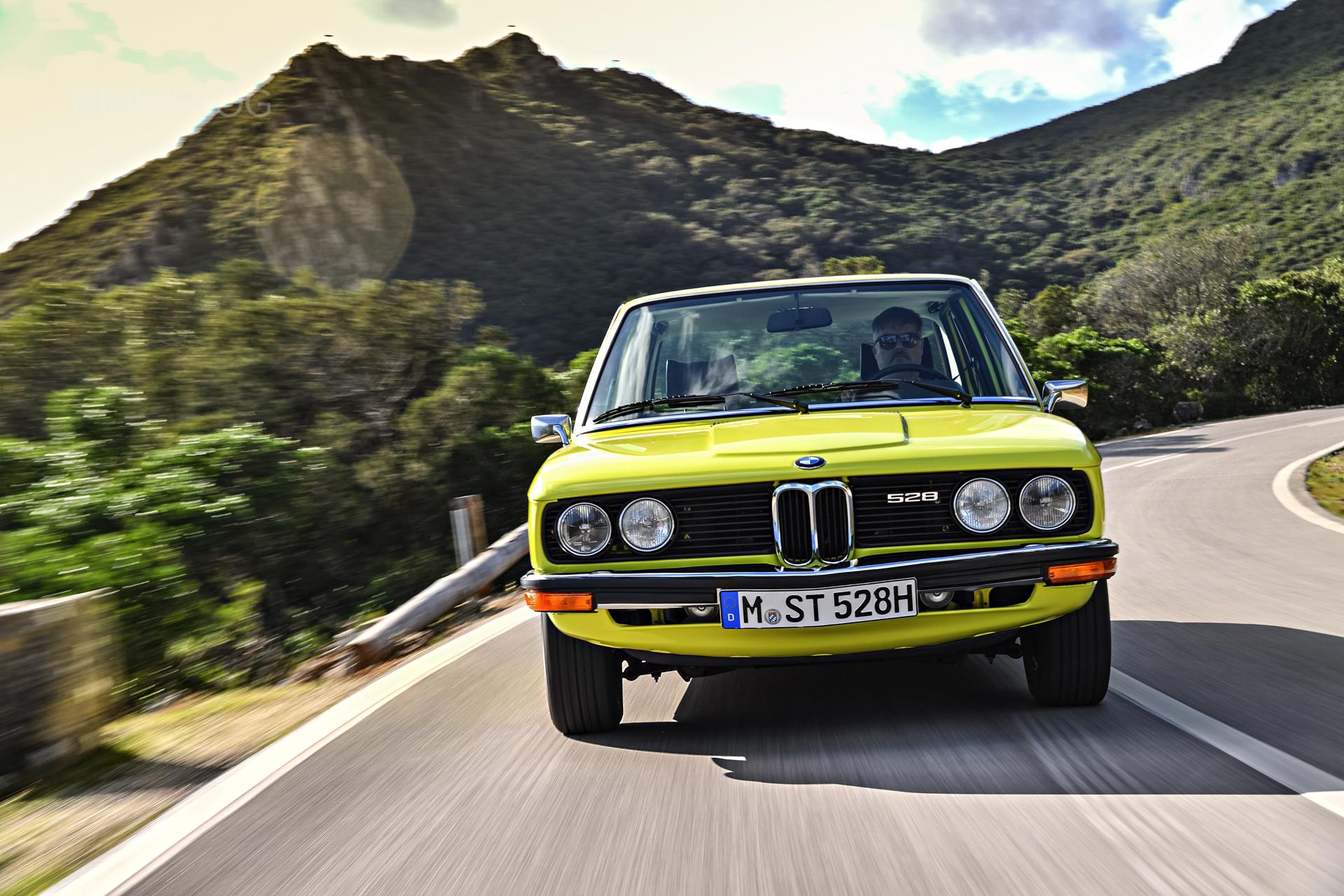 E12 BMW 5 Series 41