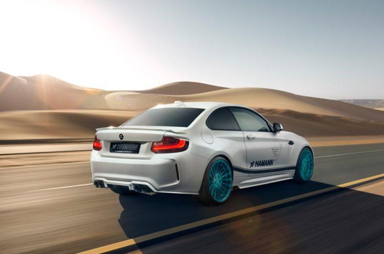 Hamann BMW M2 1 750x496