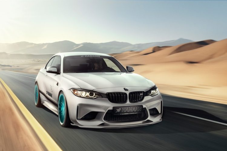 Hamann BMW M2 15 750x500